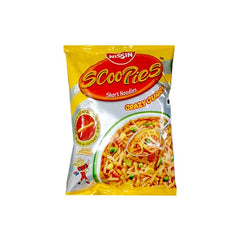 Nissin Scoopies Crazy Curry Noodles