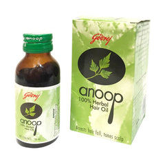 Godrej Anoop %Herbal Hair Oil