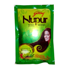 Godrej Nupur Henna For Silky & Shiny Hair