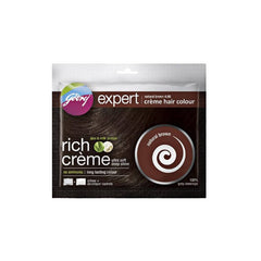 Godrej Expert Rich Cream Hair Colour Natural Brown 4 Aloe & Milk Protein