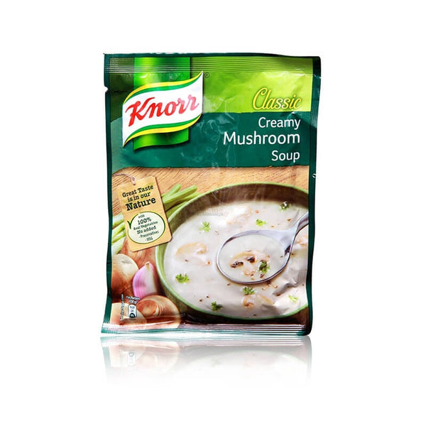 Knorr Classic Creamy Mushroom Soup 41 Gm