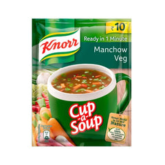 Knorr Ready in 1 Minute Manchow Veg Cup a Soup