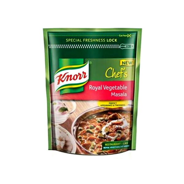 Knorr Chef's Royal Vegetable Masala 75 Gm