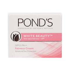 Pond's White Beauty Anti-spot SPF15 PA++ Fairness Cream 35 Gm