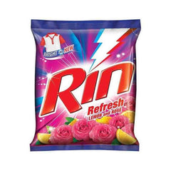 Rin Refresh Lemon & Rose Detergent Powder