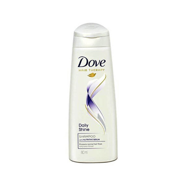Dove Hair Therapy Daily Shine Shampoo With Nutritive Serum
