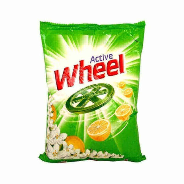 Active Wheel Green Detergent Powder - BazaarCart Best Online Grocery Store