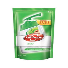 Lifebuoy Nature Germ Protection Hand Wash Pouch