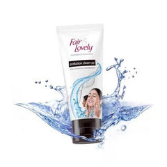 Fair & Lovely Pollution Clean-Up Fairness Facewash