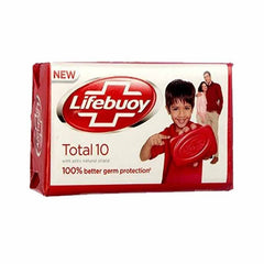 Lifebuoy Total With Active Silver Soap