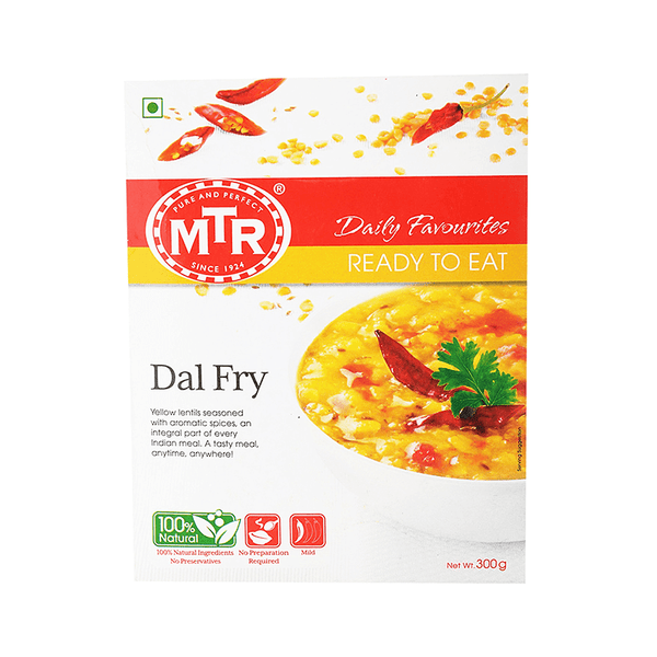 Mtr Ready To Eat Dal Fry