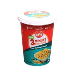 Mtr 3 Minute Breakfast Oats Homestyle Masala In A Cup