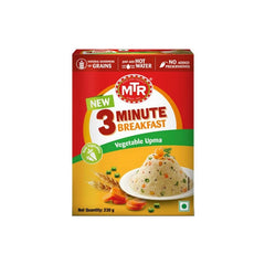 Mtr 3 Minute Breakfast Vegetable Upma Box