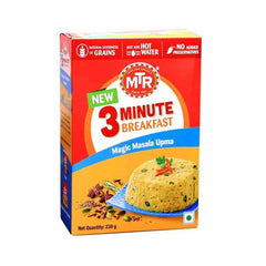 Mtr 3 Minute Breakfast Magic Masala Upma Box