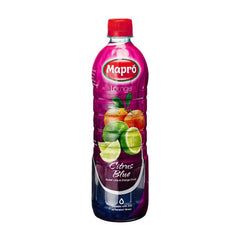 Mapro citrus blue sweet lime & orange crush 750 Ml