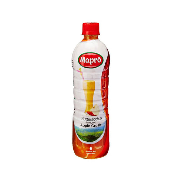Mapro Butter Scotch Flavoured Apple Crush 750 Ml