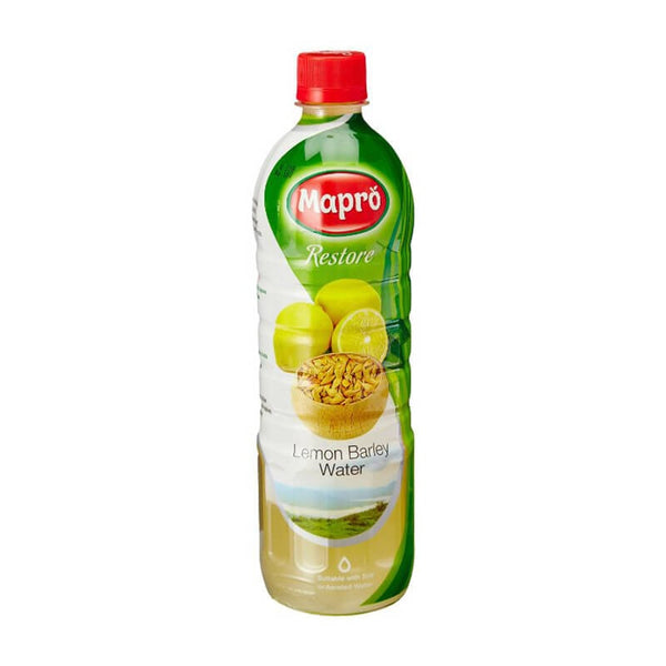 Mapro lemon barley water