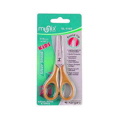Kangaro Munix Scissor Sl-1145 Silver Streak Kids 120 Mm - 1 Pc