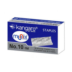 Kangaro munix staples 1000 staples (20 x 50) NO.10