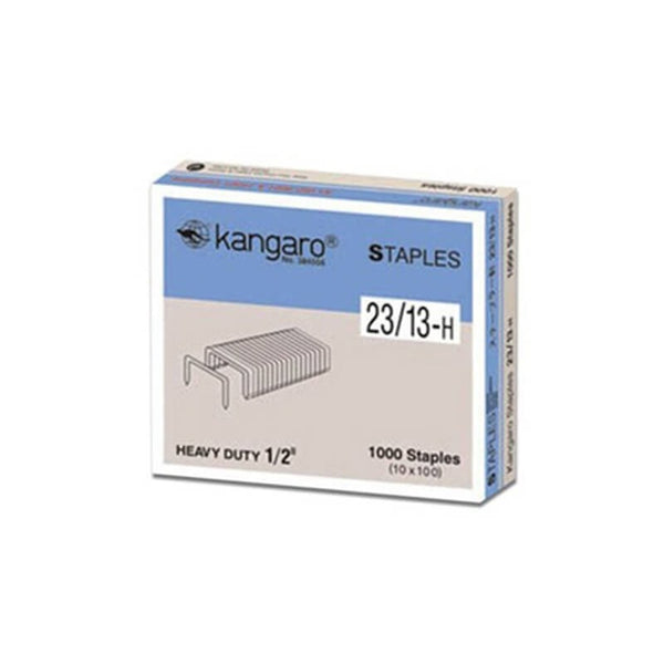 "Kangaro staples 13mm(1/2"") 23/13-H"