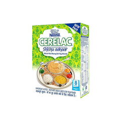 Nestle Cerelac Shishu aahaar Wheat-Rice Moong Dal Veg Khichdi Stage 2