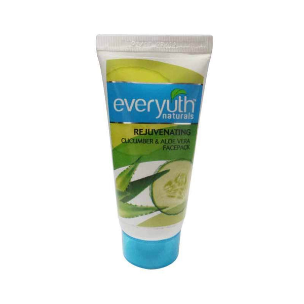 Everyuth rejuvenating cucumber face pack