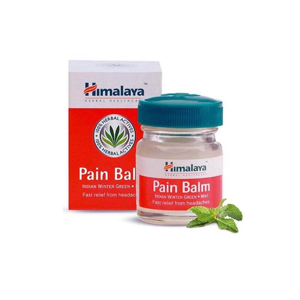 Himalaya Wellness Strong Mint Pain Balm