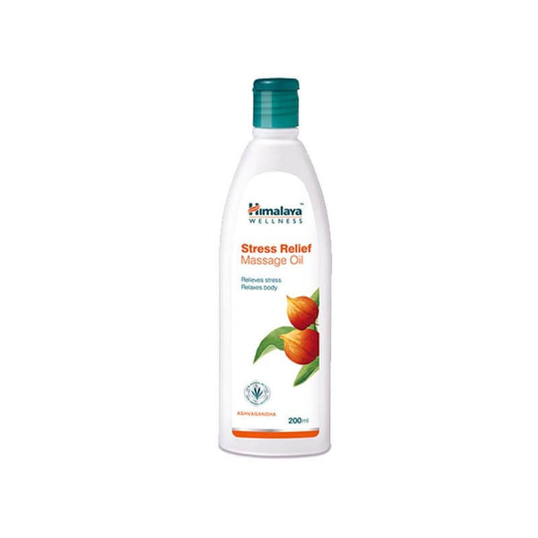 Himalaya Wellness Stress Relif Massage Oil