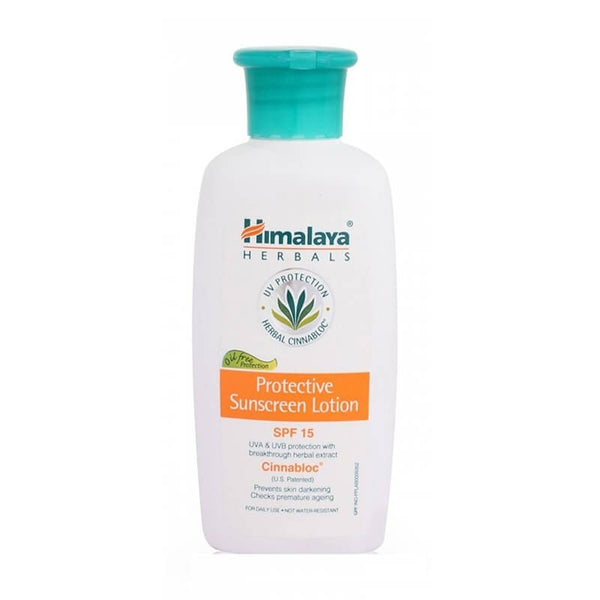 Himalaya protective sunscreen lotion SPF 15