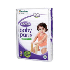Himalaya Total Care Baby Pants With Anti-Rash Shield Small (Up To 7 Kg)