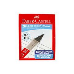 Faber Castell 0.5 mm Leads Extra length Pack
