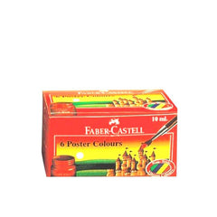 Faber Castell Student Poster Colours Tin x 10Ml