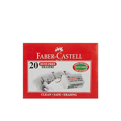 Faber Castell Dust Free Eraser - Small