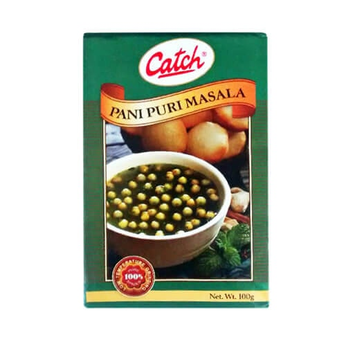 Catch Pani Puri Masala 100 Gm