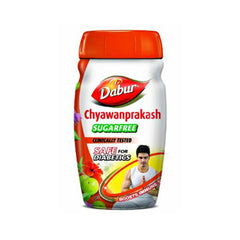 Dabur Chyawanprakash Sugarfree Clinically Tested Safe for Diabetics 900 Gm