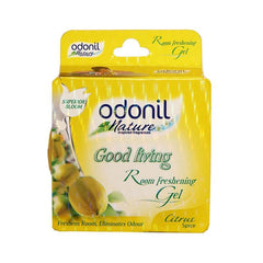 Odonil Nature Good Living Room Freshening Gel Citrus Spice