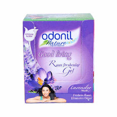 Odonil Nature Good Living Room Freshening Gel Lavender Musk