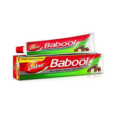 Dabur Babool Toothpaste with Toothbrush