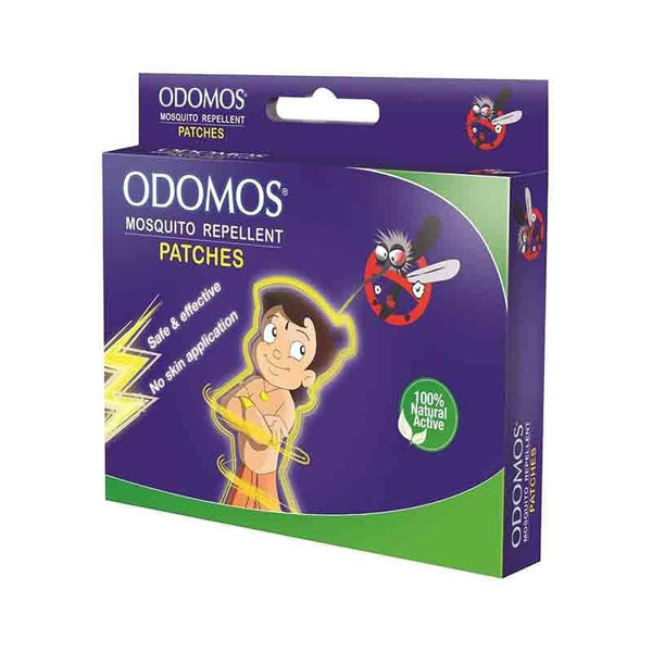 Odomos Mosquito Repellent Patches