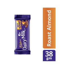 Cadbury Dairy Milk Silk Roast Almond Chocolate