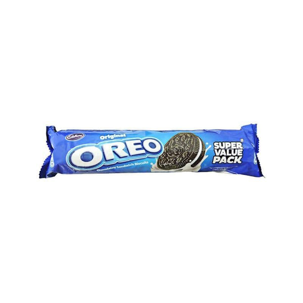 Cadbury Oreo Original Chocolatey Sandwich Biscuits 150 Gm