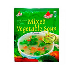 Bambino Mixed Vegetable Soup Powder Buy 1 Get 1 Free !
