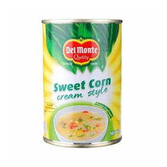 Delmonte Sweet Corn Cream Style