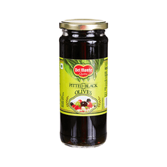 Delmonte Pitted Black Olives