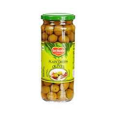 Delmonte Plain Green Olives