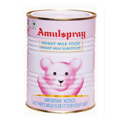 Amul Spray Infant Milk Food Tin