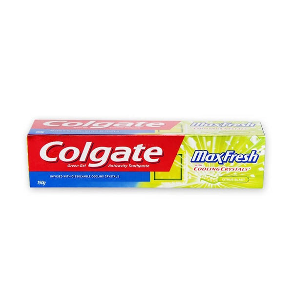 Colgate Maxfresh Green Tooth Paste
