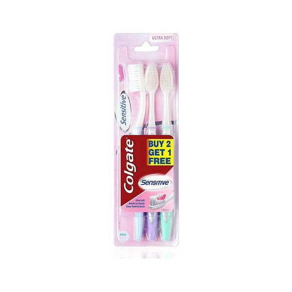 Colgate Sensitive Tooth Brush Twin Pack