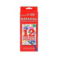 Nataraj Colour Pencil Full Size