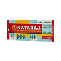 Nataraj 621 Mathematical Drawing Instruments